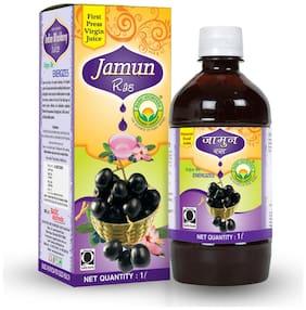 Basic Ayurveda Jamun Ras (Indian Black Berry) 1 L