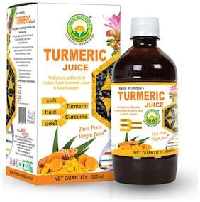 Basic Ayurveda Turmeric Juice 500ml