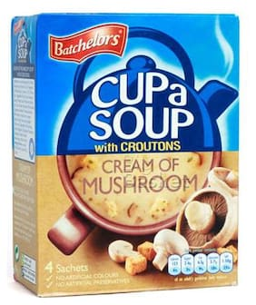 Batchelors Cup a Soup - Cream of Mushroom 99 g