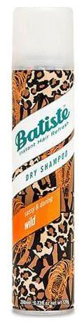 Batiste Dry Shampoo - Instant Hair Refresh  Sassy & Daring Wild 200 ml