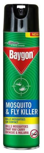 Baygon Fly & Mosquito Killer Spray 400 ml