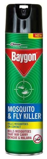 Baygon Fly & Mosquito Killer Spray 400 ml