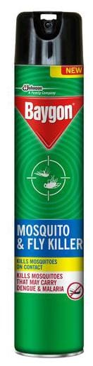 Baygon Fly & Mosquito Killer Spray 625 ml