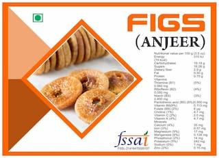 BAZAARTRICK premium quality anjeer[figs] 400gm.