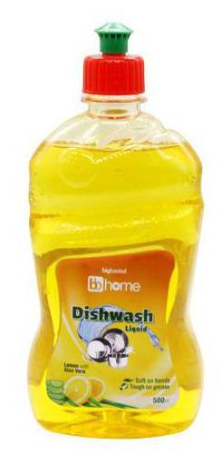 BB Home Dishwash Liquid - Lemon With Aloe vera 500 ml