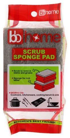 BB Home Scrub Sponge Pad