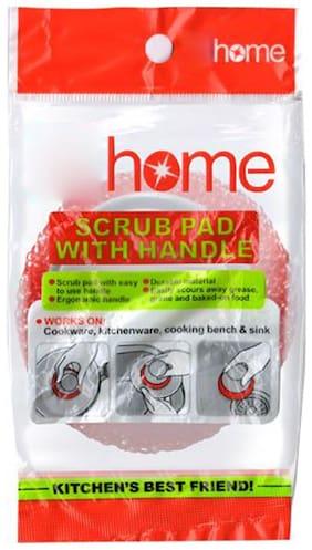BB Home Scrub Pad With Handle