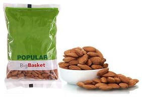 Bb Popular Almond/Badam Californian  Giri 500 g