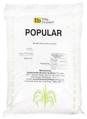 BB Popular Rice - Steam  Sona Masoori 25 kg