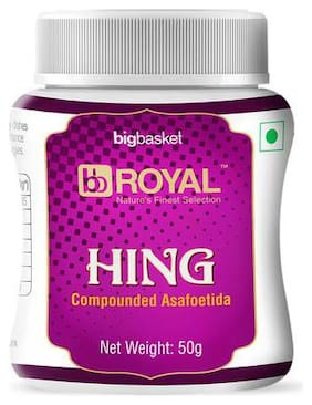 BB Royal Hing - Compounded Asafoetida 50 g