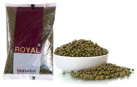 Bb Royal Moong Green  Whole/Sabut 500 Gm