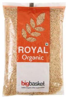 BB Royal Organic - Sona Masoori Semi Brown Rice  Handpounded 5 kg