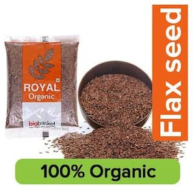 Bb Royal Organic - Flax Seeds 200 Gm