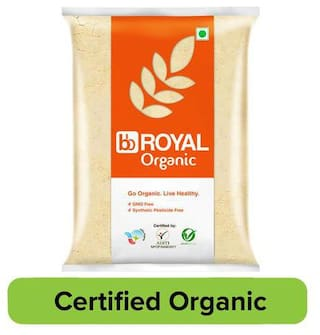 bb Royal Organic - Maize flour/Makka Atta 1 kg