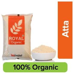 bb Royal Organic - Whole Wheat Multi Grain Atta 500 g