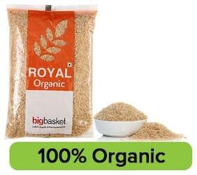 Bb Royal Organic Sona Masoori Semi Brown Rice  Handpounded 1 Kg