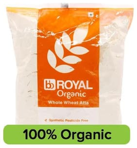 Bb Royal Organic Whole Wheat Atta 1Kg