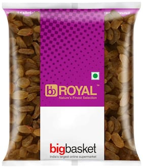 bb Royal Raisins/Kishmish - Indian 100 gm