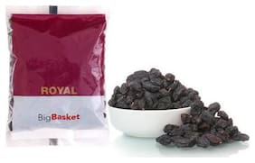 BB Royal Raisins/Kishmish Black  Seedless 200 g