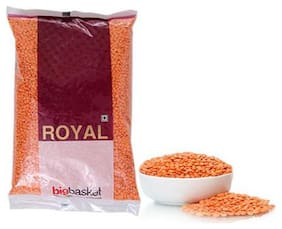 Bb Royal Red Masoor Dal Whole 1 kg