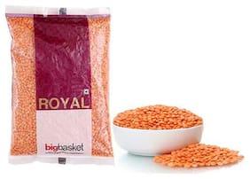 Bb Royal Red Masoor Dal Whole 500 g