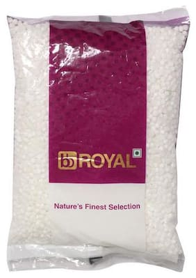 BB Royal Sabudana - White  Medium 500 g
