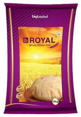 Bb Royal Whole Wheat Atta 10 kg