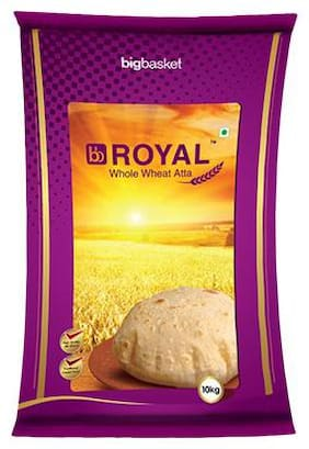BB Royal Whole Wheat Atta 10 kg