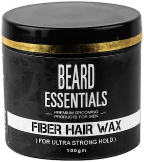 Beard Essentials Fiber Hair Wax - 100gm
