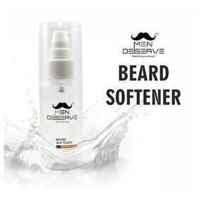 MEN DESERVE Beard Softener (Soft, Shine & Growth)