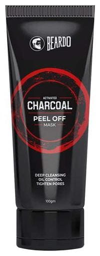Beardo Activated Charcoal Peel Off Mask 100 g