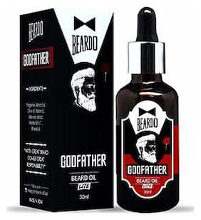 Beardo Beard & Mustache Oil - Godfather Lite 30 ml