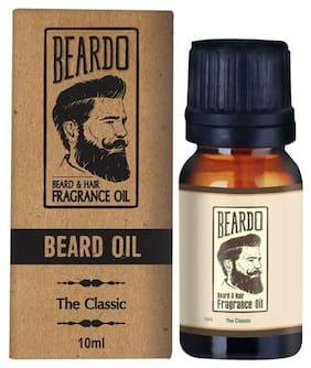 Beardo Beard & Hair Fragrance Oil - The Classic 10 ml
