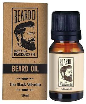 Beardo Beard & Hair Fragrance Oil - The Black Velvet 10 ml