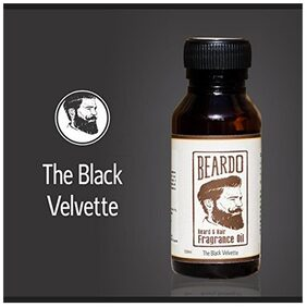 Beardo Beard & Hair Fragrance Oil The Black Velvette 10 ml