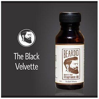 Beardo Beard & Hair Fragrance Oil The Black Velvette 10 ml