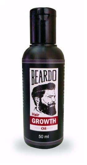 Beardo Beard And Hair Growth Oil 50 ml