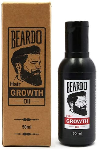 Beardo Beard And Hair Growth Oil 50 ml