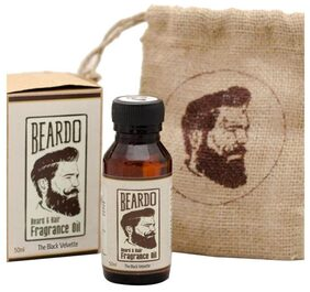 Beardo Beard & Hair Fragrance Oil The Black Velvette 50 ml