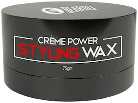 Beardo Creme Power Hair Styling Wax For Men 75 g