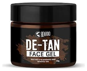 Beardo De-Tan Face Gel for Men 50g ( Pack of 1 )