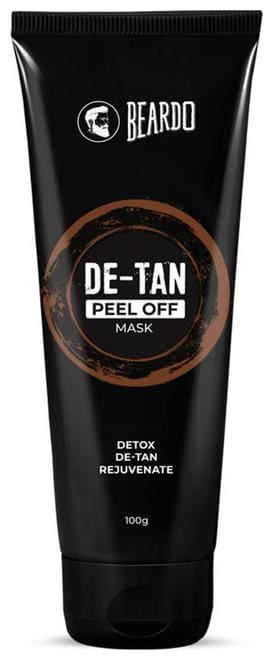 BEARDO De-Tan Peel Off Mask- 100g