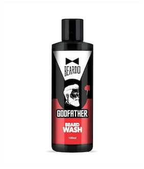 Beardo Godfather Beard Wash - 100 ml