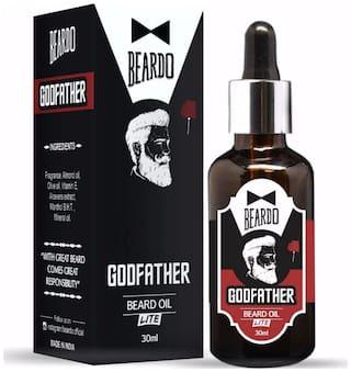 Beardo Godfather Beard Lite Oil 30 ml
