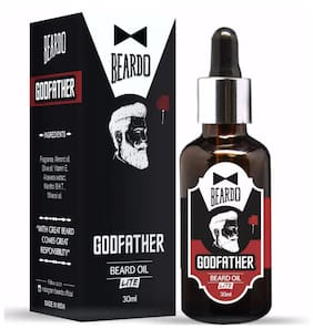 Beardo Godfather Beard Lite Oil 30 ml