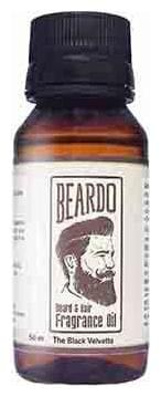 Beardo Hair Oil - The Black Velvette Beard Fragrance 50 ml