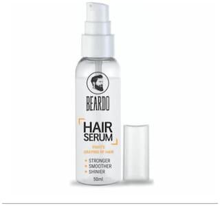 Beardo Hair Serum Fights Greying of Hair - 50 ml (With Argan Oil)