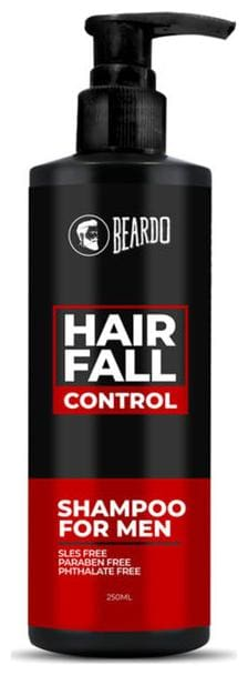 Beardo Hair Fall Control Shampoo For Men 250Ml