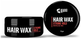 BEARDO Hair Wax Strong Hold 75gm