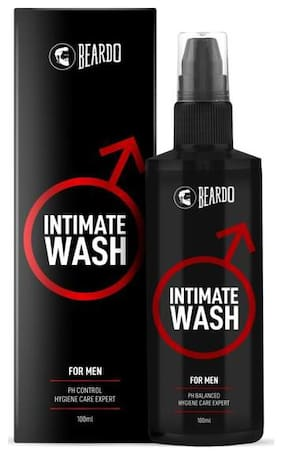 Beardo Intimate Wash (100 ml)